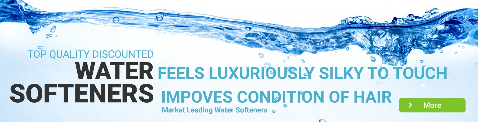 Water Softeners - Household appliances last longer