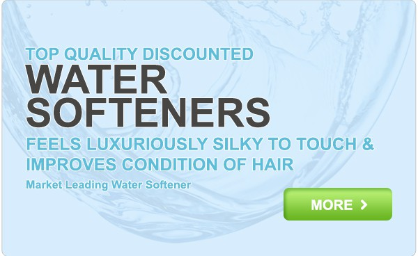 Top Quality discounted Water softeners