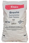 Azelis Broste Water Softener Salt Tablets 25kg x10